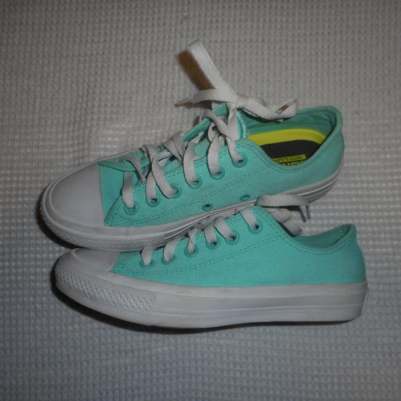 841fd87c5c30 Converse Shoes - Converse Chuck Taylor II Mint Shoes Mns 4.5 Wm 6.5